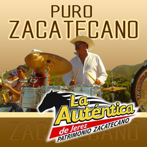 Cd banda la autentica de jerez-puro zacatecano 500x500-000000-80-0-0