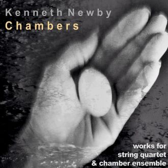 Flicker String Quartet - Kenneth Newby: Chambers
