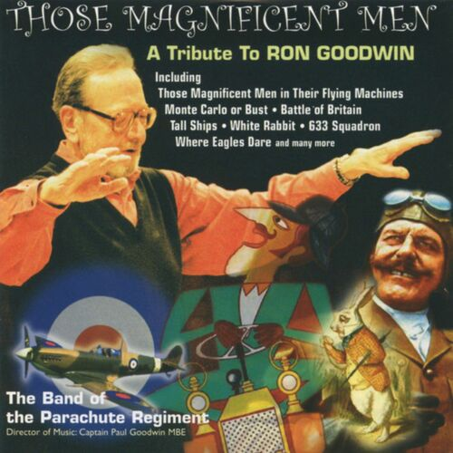 Ron Goodwin Those Magnificent Men In Their Flying Machines Original Soundtrack