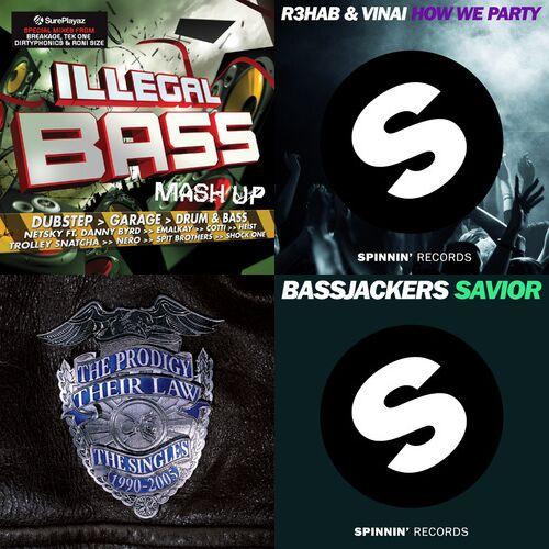 Dancedubstep playlist listen now on deezer music streaming malvernweather Choice Image