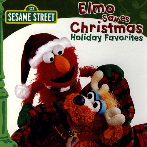 Elmo Saves Christmas.It S Christmas Again Sesame Street Elmo Saves Christmas