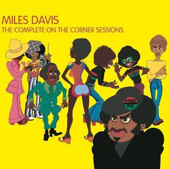 Miles Davis - The Complete On The Corner Sessions