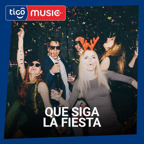 Escuchá la Playlist Que Siga La Fiesta