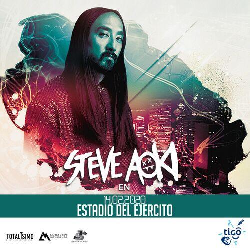 Escuchá la Playlist Best of - Steve Aoki