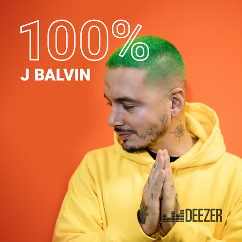 Escuchá la Playlist J Balvin