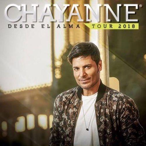 Escuchá la Playlist Chayanne