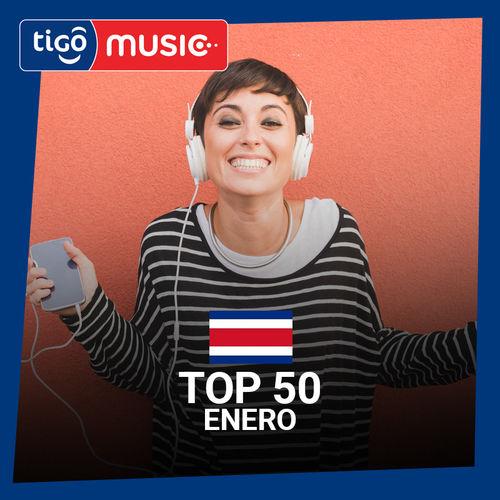 Escuchá la Playlist Top 50 - Enero 2018