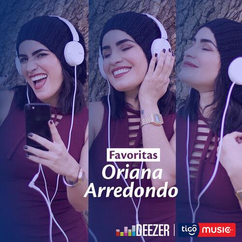 Escuchá la Playlist Favoritas Oriana Arredondo