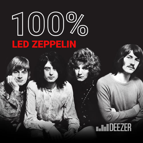 Escuchá la Playlist 100% Led Zeppelin