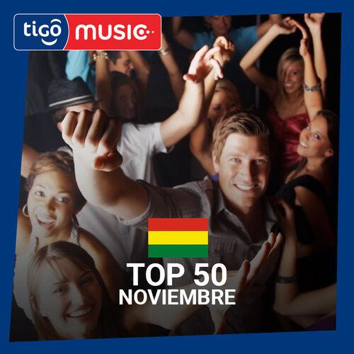Escuchá la Playlist Top 50 - Noviembre 2018