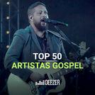 TOP 50 Artistas Gospel