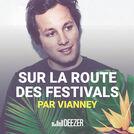Sur la route des festivals by Vianney