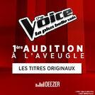 The Voice : les titres originaux (semaine 1)