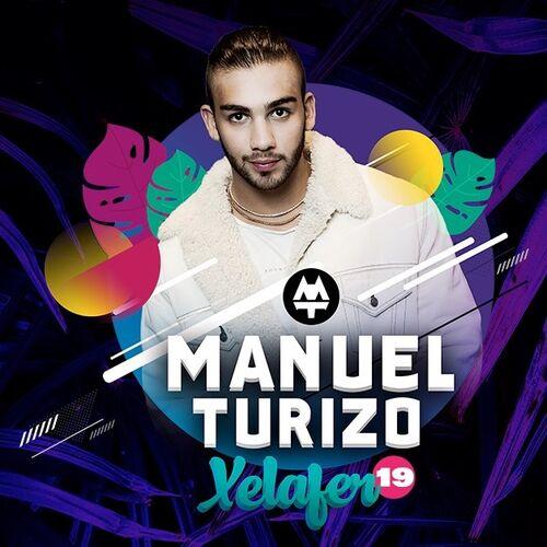 Escuchá la Playlist Lo Mejor de Manuel Turizo
