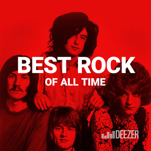 Escuchá la Playlist Best Rock of All Time